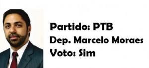 Marcelo Moraes - PTB