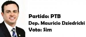 Mauricio Dziedricki - PTB