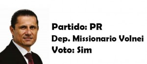Missionario Volnei - PR