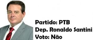 Ronaldo Santini - PTB-Não