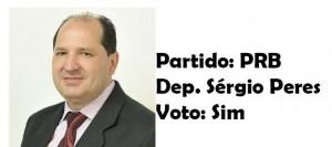 Sérgio Peres - PRB