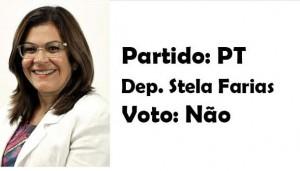 Stela Farias - PT