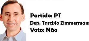 Tarcísio Zimmerman - PT