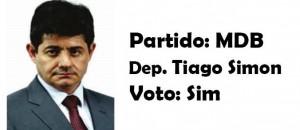 Tiago Simon - MDB