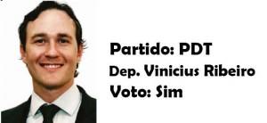 Vinicius Ribeiro - PDT