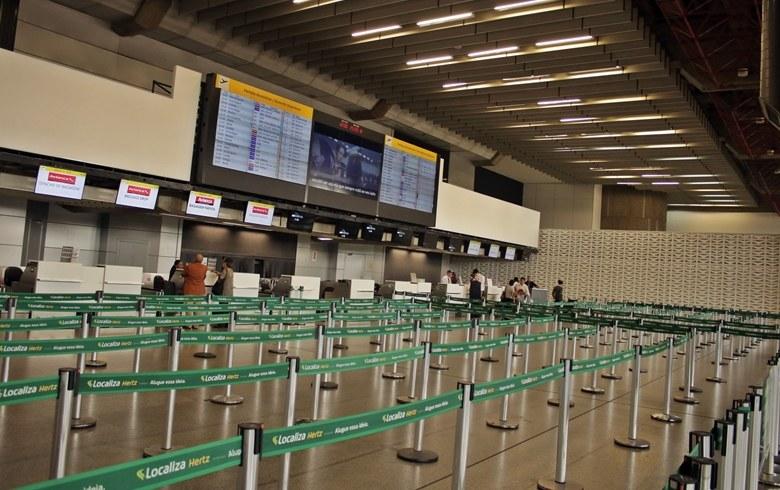 Aeroporto argentino