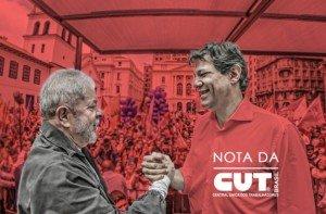 Lula com Haddad