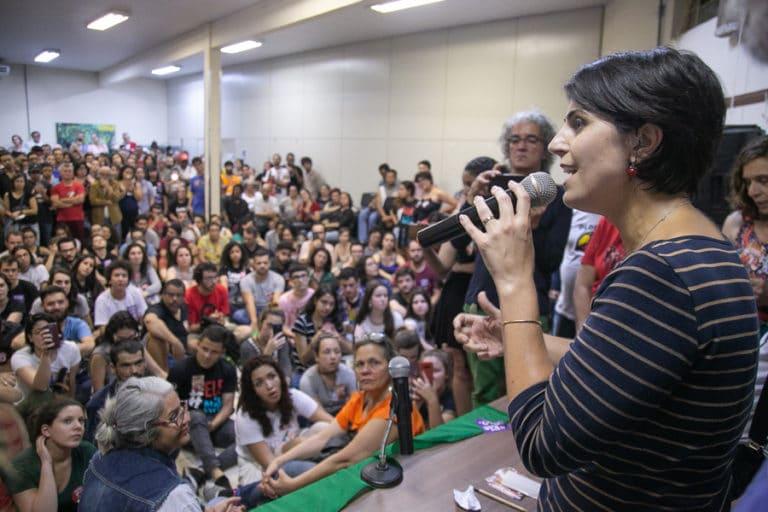 Manu em Porto Alegre