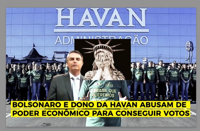 Havan com Bolsonaro
