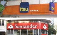 Itau e Santander