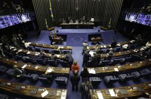 Senado plenário1