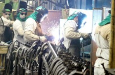 Trabalho metalúrgico