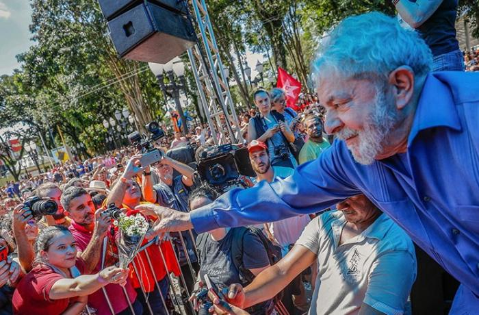 Lula ao povo