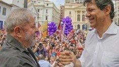 Lula e Haddad