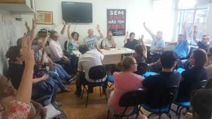 Assembleia dos jornalistas