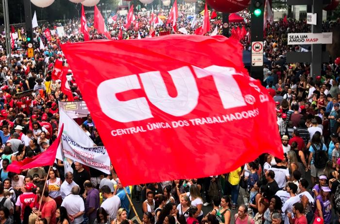 Bandeira da CUT1