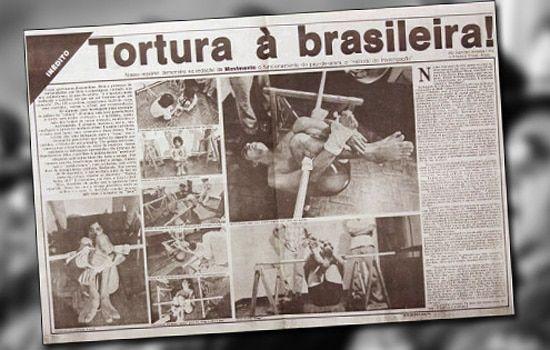 Tortura à brasileira