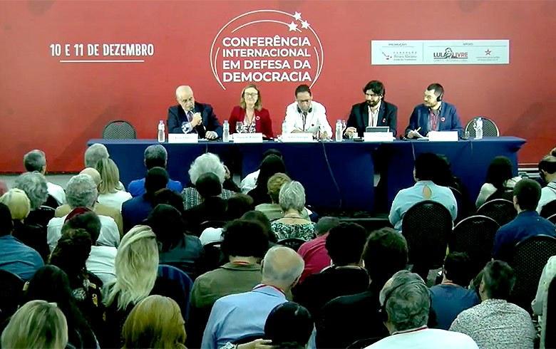 conferência DH