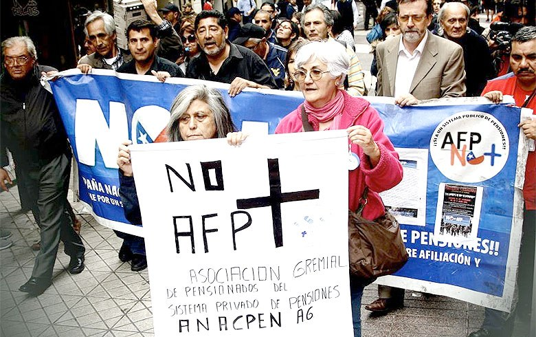 AFP Chile