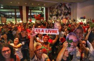 Lula livre SP
