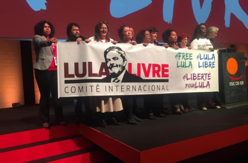 Lula livre na CSI