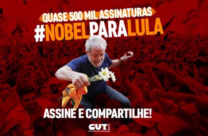 Lula Nobel