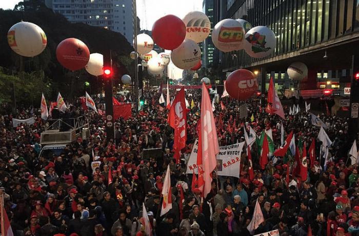Paulista mobilizada