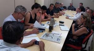 Reunião da Frente1