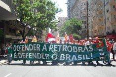 Defender a Petrobras
