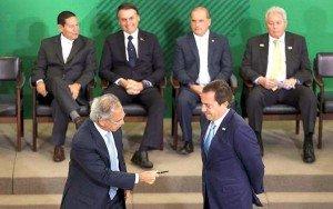 Ministros do Bozo