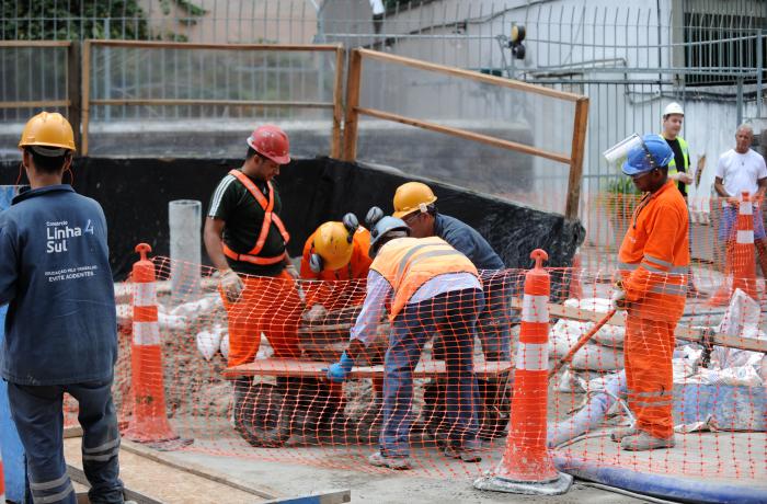 Trabalhadores humildes