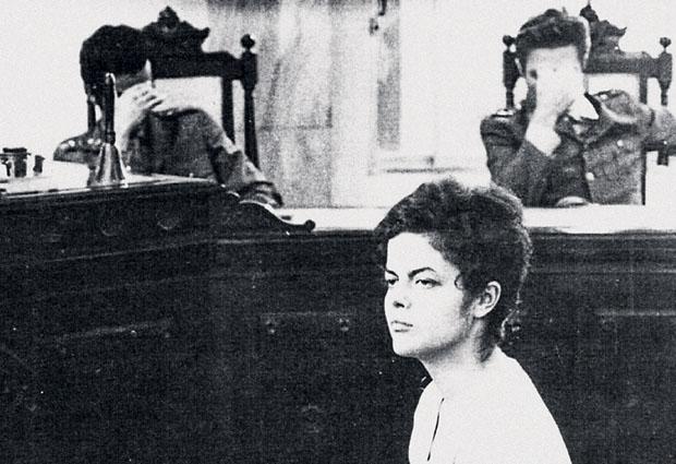 Dilma torturada