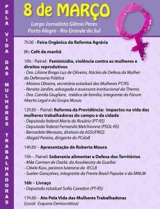 Jornada das mulheres