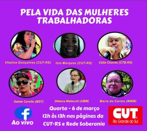 Live - mulheres