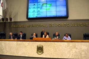 Mesa da Câmara