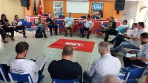 Reunião da CUT2