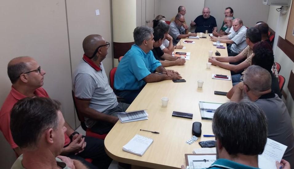 Reunião da Frente do SUS (2)
