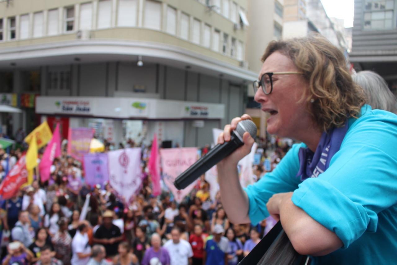 Rosário fala