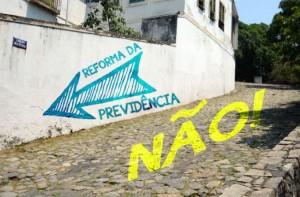 reforma não