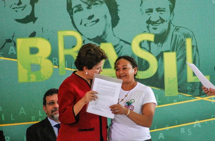 Dilma e MAB