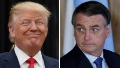 Trump e Bozo