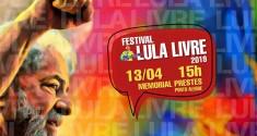 Festival Lula Livre 2
