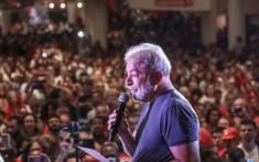 Lula fala ao povo