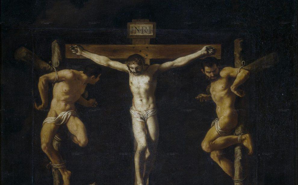 Cristo torturado