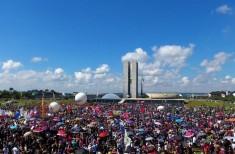 CUT em Brasília