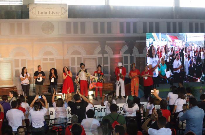 Estação Lula Livre