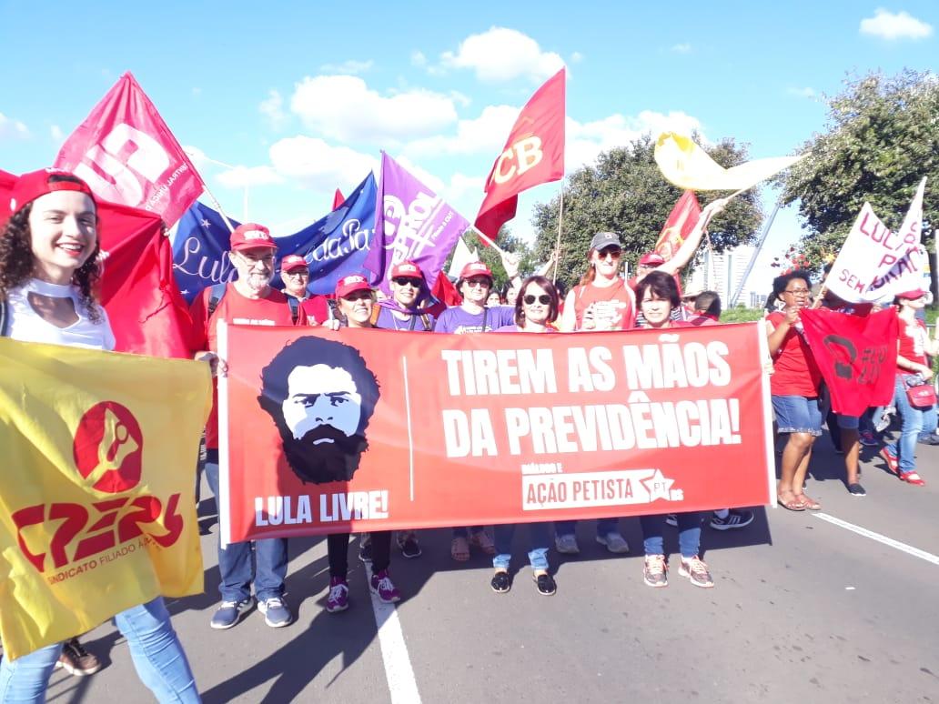 Lula livre e Previdência