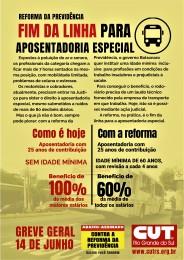 Panfleto Rodoviários - última versão