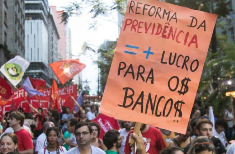 Reforma é mais lucro para os bancos