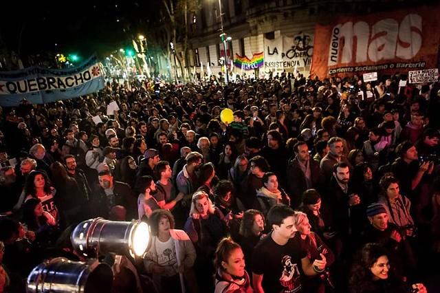 Argentina protesta